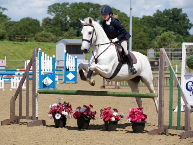 Walhampton School Show Jumping Competition