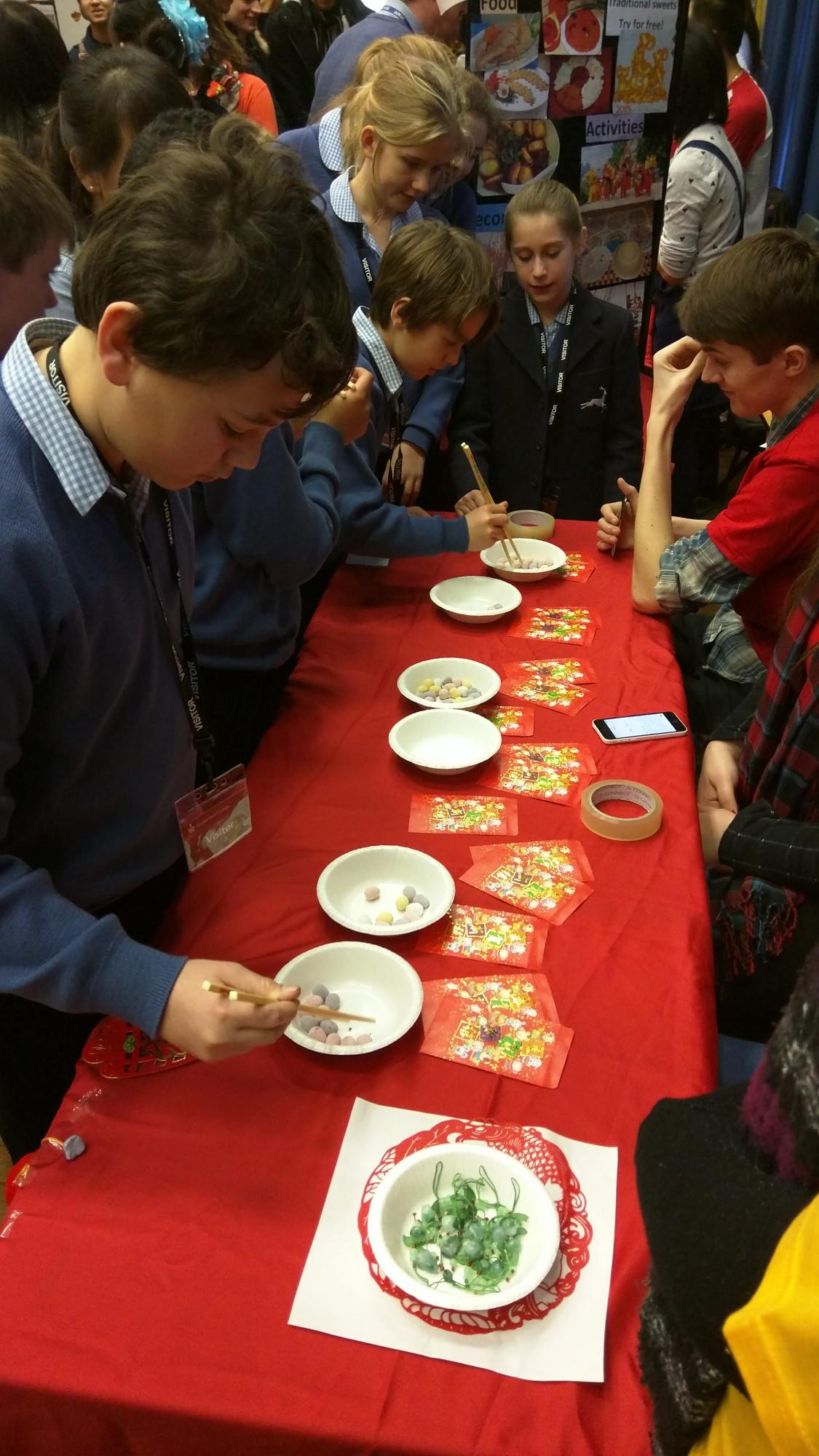 Walhampton Prep School Chinese New Year