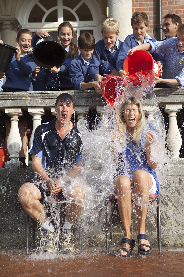 Walhampton School Ice Bucket Challenge