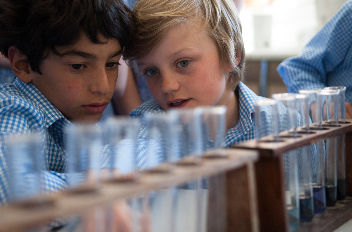 Walhampton Prep School Science