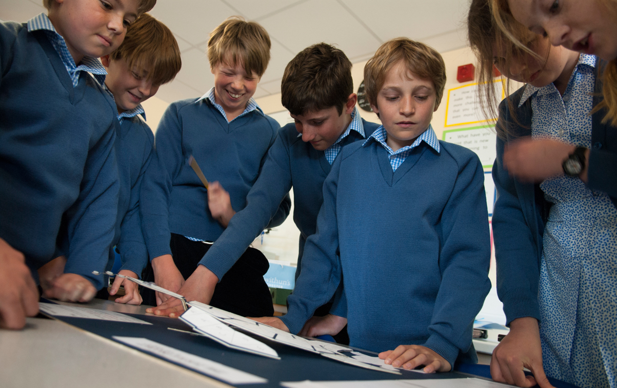 Walhampton Private School Curriculum