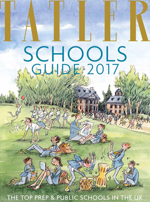 Tatler School Guide 2017