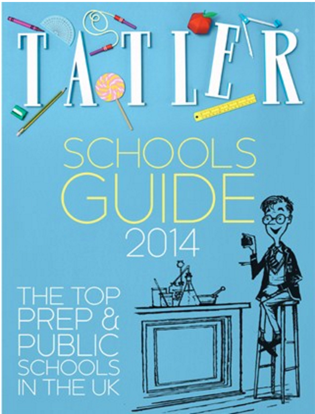 Tatler Good Schools Guide 2014