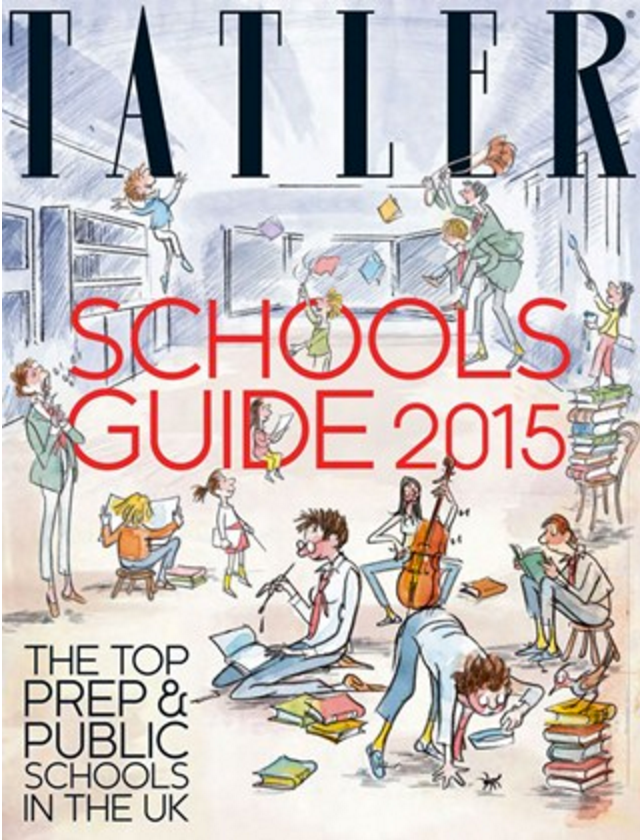 Tatlet Good Schools Guide 2015